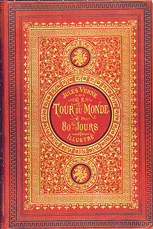 Around the world, 1873 first edition.