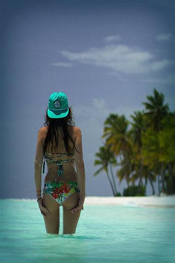 lycheeswimwear, Caribbean