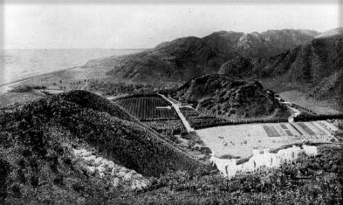 Early Rindge Rancho-Malibu.