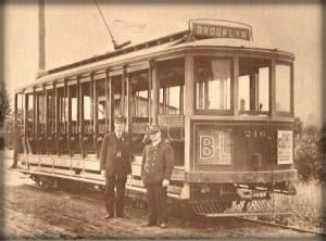 Brooklyn Trolley, 216.