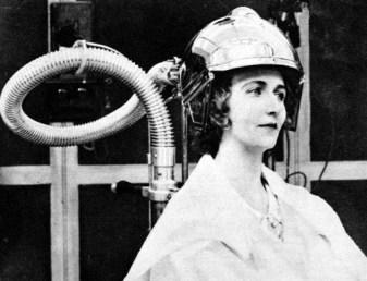 Hair Drying Device,1928.