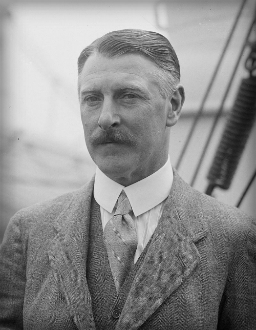 Sir Cecil Chubb Bought Stonehenge At Auction, 1915.