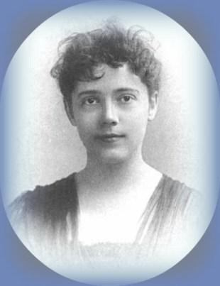 Elizabeth Bisland, 1891, After Racing Nellie Bly.
