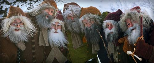 Icelandic Yule Lads. Photo: iceland.is