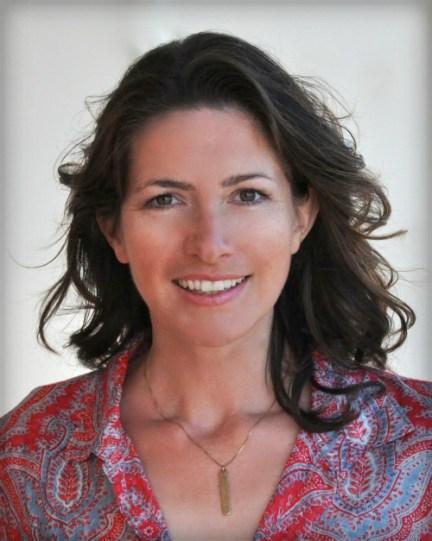 Michaela Haas, PhD., Author. Photo: Gayle Landes.