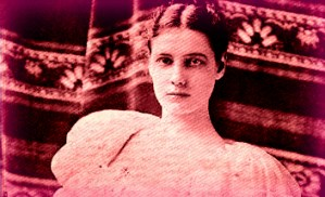 Nellie Bly, (Pinky), at 21.