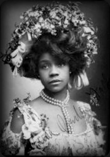 Aida Overton Walker, 1903.