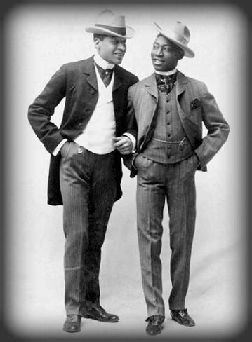 George Walker and Bert Williams.