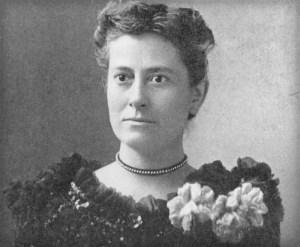 Williamina Paton Stevens Fleming: Harvard College Observatory, 1890s.