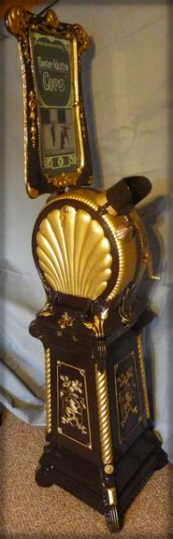 Mutoscope: Clamshell Marquis.