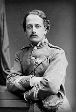 Lord Colin Campbell, 1890. Image: Wikipedia.