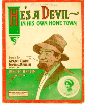Irving Berlin: He's a Devil In His Own Home Town