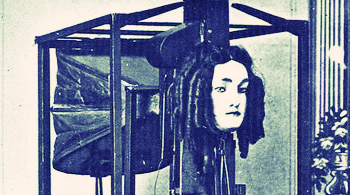 Joseph Faber's Marvelous Talking Machine, Euphonia.