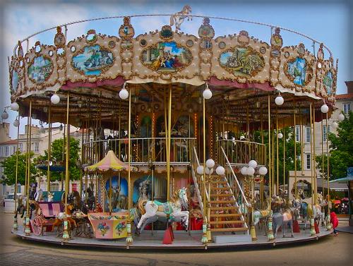 Carousel. Image: Jebulon.