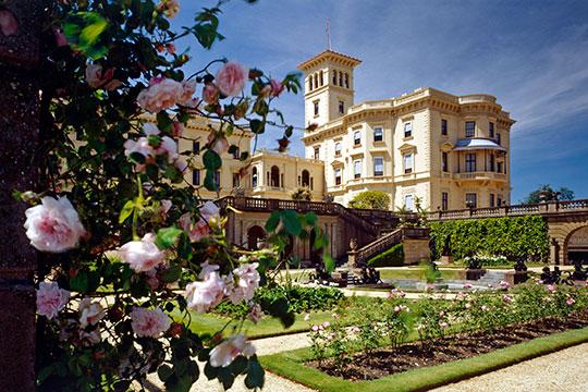 Osborne House Gardens. Image: English Heritage.