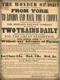 Great Exhibition 1851, Newspaper.