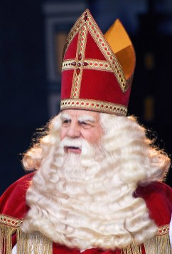 Saint Nicholas a.k.a. Sinterklaas. Image: CrazyPhunk.