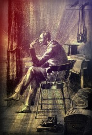 Jules Verne North Pole Novel: Pierdeux, French Engineer.
