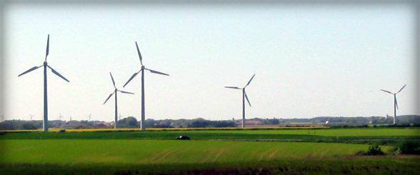 Wind Turbines, Denmark, 2004. Image: Tomasz Sienicki.