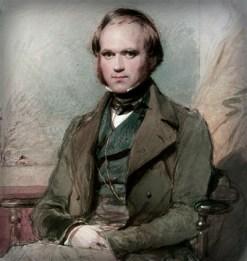 Charles Darwin From Origins. Image: Wikipedia.