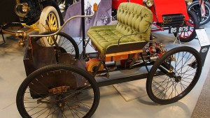 Ford Quadricycle Replica, Den Hartogh Ford museum. Image: Alf van Beem