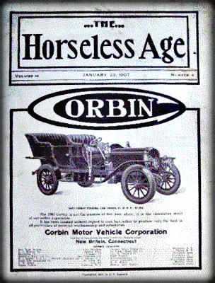 The Horseless Age Magazine. Image: Lock The Door-exwisehe.com.