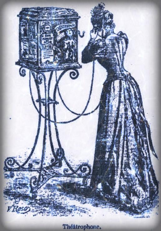 Victorian Era Perron, 1892. Image: Wikipedia.