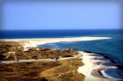 Skagen aka The Skaw, Northmost Point of Denmark, 2006. Image: Martin Olsson.