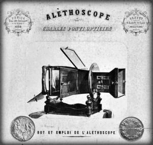Alethoscope, Carlo Ponti. Image: luminous-lint.com.