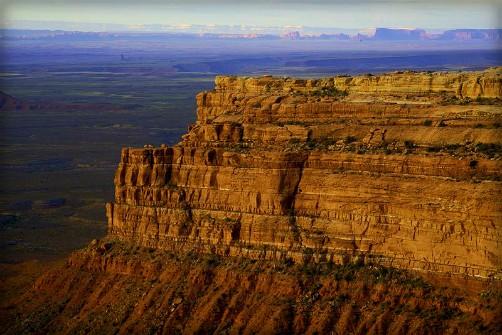 Bears Ears National Monument: Cliffside, Cedar Mesa. Image: BLM.