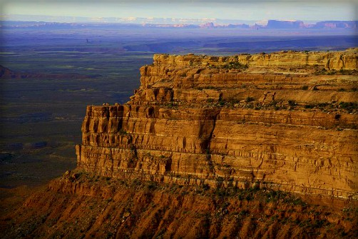 Bears Ears National Monument: Cliffside, Cedar Mesa. Image: BLM.