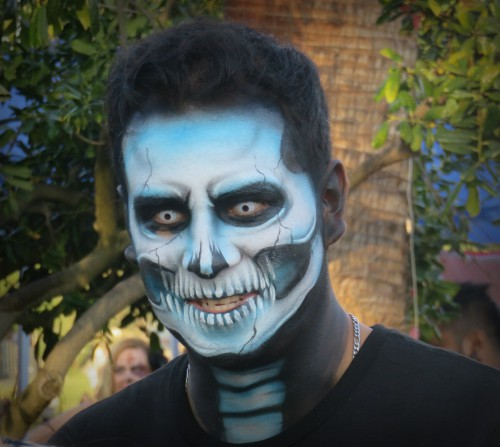 Day of the Dead: Hollywood Cemetery, Day of the Dead. Image: B. Rose Media.