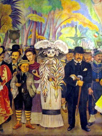 The Kid by Diego Rivera, 1947. Image: Wikipedia; Momo.