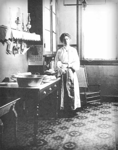 Chipped China Inspired Josephine Cochrane To Invent