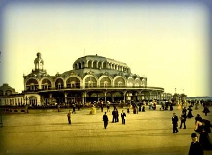 Kursaal, Ostend Casino, Belgium. Image: Wikipedia.