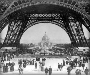 Summer Olympics Paris, France, 1900. Image: Wikipedia.