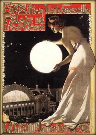 Paris Exposition Universelle, 1900. Image: Wikimedia.