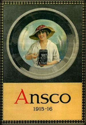 Ansco Camera, 1915-16. Image: CraigCamera.com.