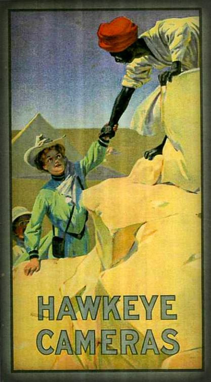 Hawkeye Cameras, 1905. Image: CraigCamera.com.