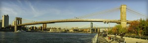 Brooklyn Bridge. Image: Kalsang9540 Wikipedia.