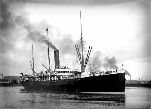 S.S. Warimoo. Image: Wikipedia.