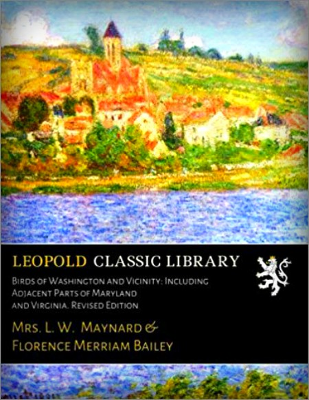 Bird Text Book by Mrs. L.W. Maynard. Image: Google Books.
