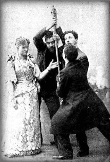Dixie Haygood c. 1900-1915. Image: Wikipedia.