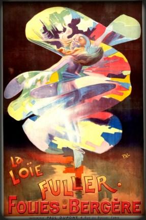 Lole Fuller, Folies Bergere. Image: LACMA.