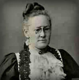 Fannie Merritt Farmer, circa 1900. Image: Wikipedia..