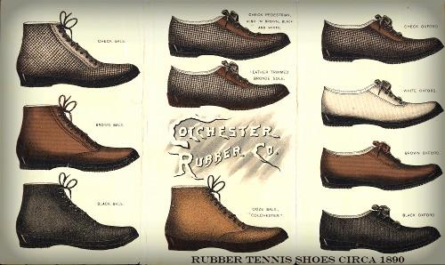 Colchester Rubber Company Ad. Image: Wikipedia.