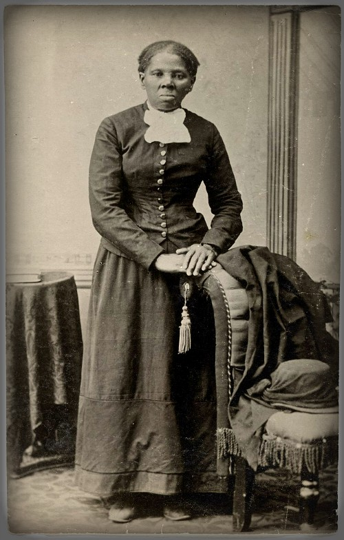 Harriet Tubman. Image LOC.