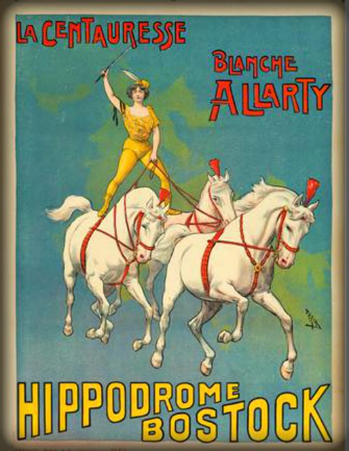 Hippodrome Poster. Image: Wikipedia.