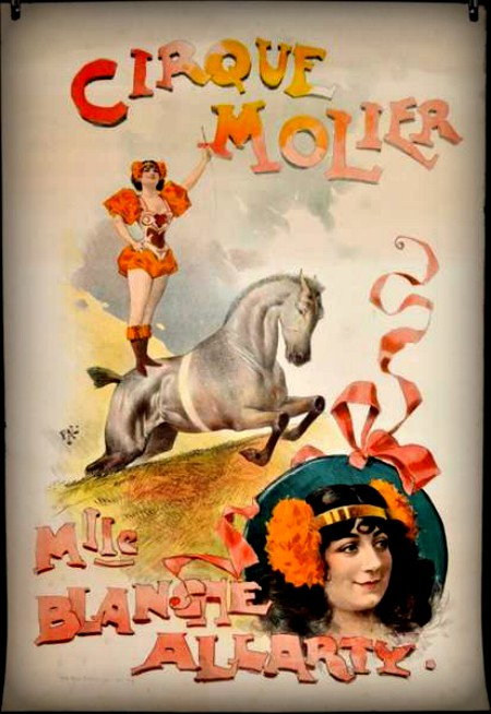 Cirque Molier Poster. Image: Wikipedia.