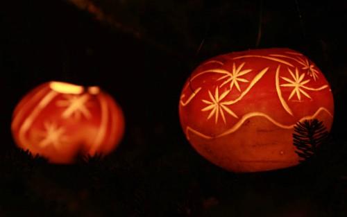 Carved Turnip Lantern. Image: SwissFamilyFun.com.
